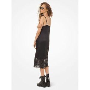 Michael Kors Lace Slip Dress